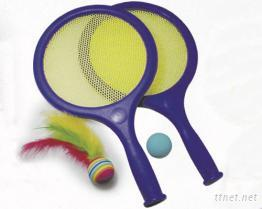 彈性網球拍