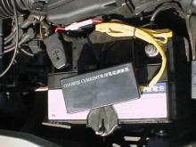 车用电能芯片调节器