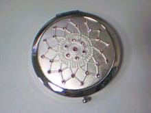 金屬化妝鏡