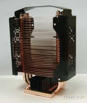 熱導管CPU散熱器