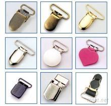 吊帶夾, 識別證夾, 名片夾