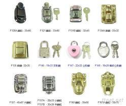 锁扣/牛角锁/转锁/文具锁/挂锁