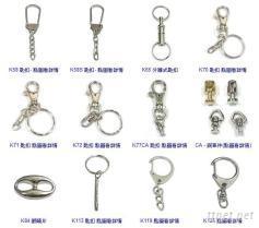 匙扣/双圈/锁圈/锁匙链/钥匙圈/卡圈