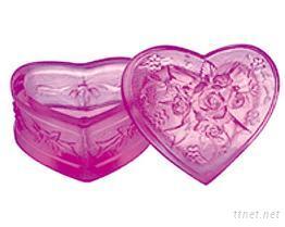 琉璃藝品 (珠寶盒)