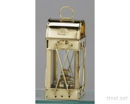 古式銅製油燈507X