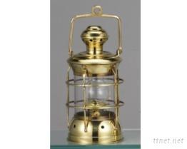 古式铜制油灯408