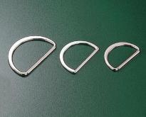 扁形D型環