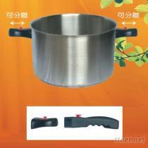 塑膠分離組合式鍋具握把