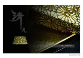 蒔繪百菊盒