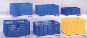 塑膠置物籃