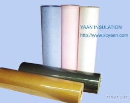 聚酯薄膜/絕緣紙(無紡布)柔性複合材料