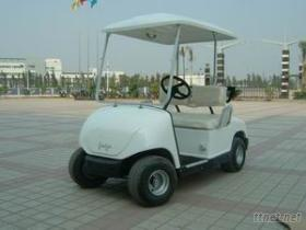 電動高爾夫球場座車