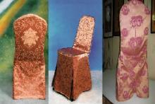 椅套-獨花及LOGO訂織