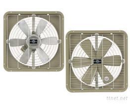 工業用壁式吸排風扇