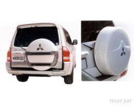 塑膠製品-備用輪胎蓋
