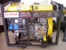 柴油發電機組 開架式 電起動型 型號5GF-ME