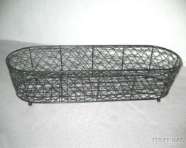 鳥巢網法國麵包籃