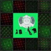 MP3音乐红绿声控激光舞台灯