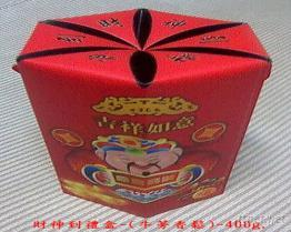 財神到禮盒-(牛蒡香鬆)