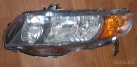 汽車前大燈模具