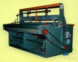 竹涼蓆編織機
