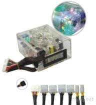 全透明插拔式電源供應器