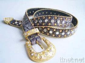 女式流行皮帶