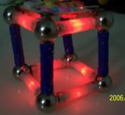 磁力棒式電子積木