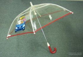 兒童發光安全傘