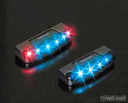 汽車LED太陽能警戒燈