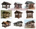 中國仿古建築模型