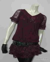 2009春夏蕾絲洋裝