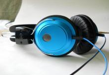 鋁合金耳機
