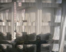 3D效果透明浴帘