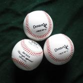 我们公司又给台湾体育用品公司贴牌加工10万只棒球