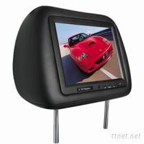 8寸汽车头枕式显示器