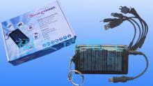 太阳能钥匙扣式手机(MP3/MP4)充电器