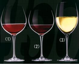 水晶紅酒杯