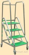 不锈钢阶梯