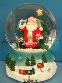 聖誕老人水球
