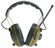 電子FM收音機耳罩