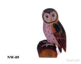 雕刻品 工藝品 原木雕刻