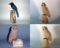木製品 雕刻品 木雕藝品 原木雕工藝品