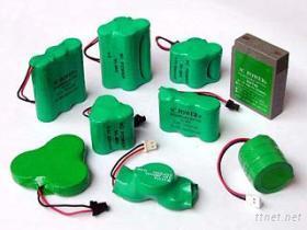 無線電話機電池