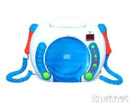 玩具卡拉OK CD机/碟机