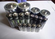 供應鹼性電池、碳性電池、普通碳性