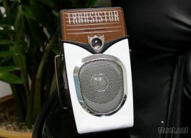 AM/FM古董收音機