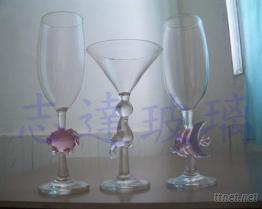 水晶红酒杯/鸡尾酒杯