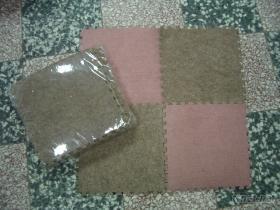 拼裝式地毯地墊