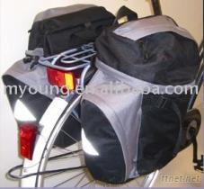 自行车后座驮包 8205